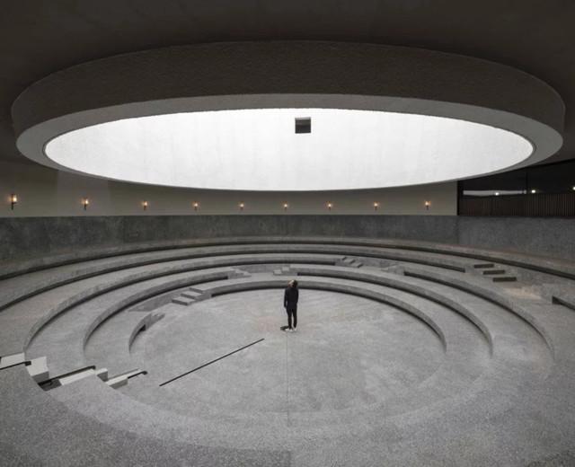 China: Centro de Arte Aranya, Qinhuangdao - Neri&Hu