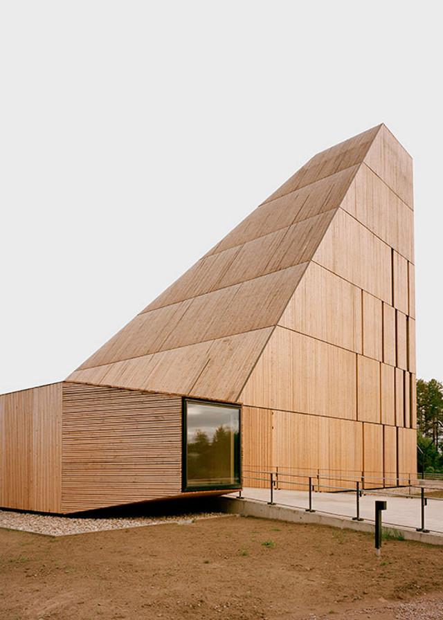 Noruega: Iglesia Våler - Espen Surnevik