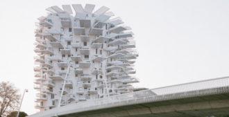 Francia: Torre 'L'Arbre Blanc', Montpellier - Sou Fujimoto