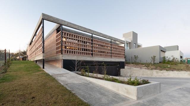 Argentina: Casa LLV, Córdoba - FLV Arquitectura