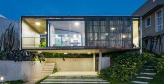 Brasil: Casa en São José dos Campos, São Paulo - Obra Arquitetos