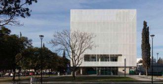 Argentina: Campus Virtual, Universidad Nacional de Córdoba - Deriva Taller de Arquitectura + Guillermo Mir + Jesica Grötter