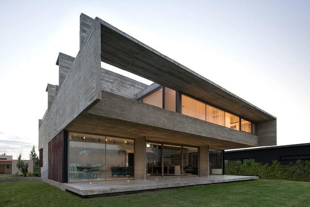 Argentina: Casa 10, Dique Luján, Buenos Aires – Luciano Kruk