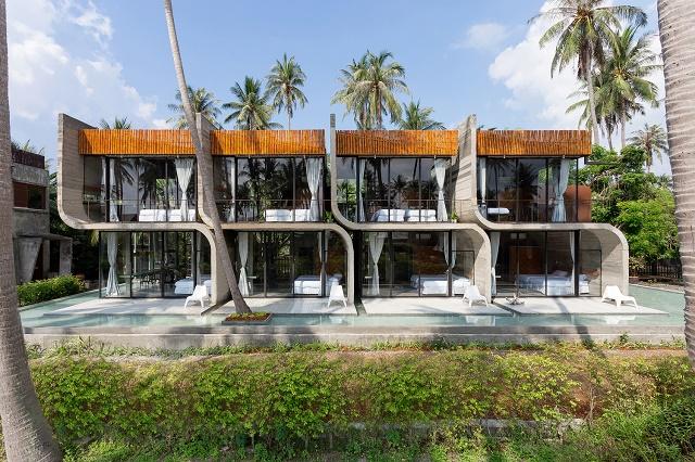 Tailandia: Bunjob House - NPDA Studio + Nutthawut Piriyaprakob
