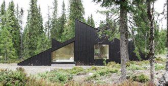 Noruega: Cabaña Vindheim, Lillehammer - Vardehaugen