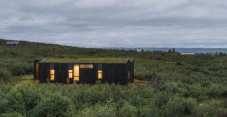 Islandia: Veinte cabañas en Brekkuskógur - PK Arkitektar