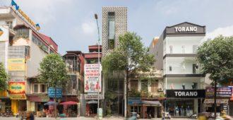 Vietnam: Casa CH, Hanoi - ODDO Architects