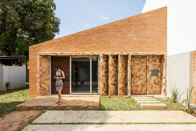 Paraguay: Casa Fuelle Roga, Asunción - OMCM arquitectos