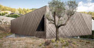 Portugal: Casa A, Guimarães - REM'A arquitectos