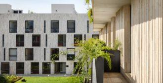 México: Viviendas ODP, Ciudad de México - Michan Architecture