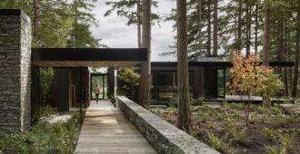 Estados Unidos: Casa en la Isla Whidbey - mwworks