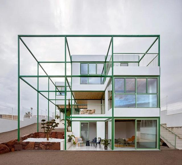 España > 'Casa de bóveda de ladrillo', Valencia - Space Popular