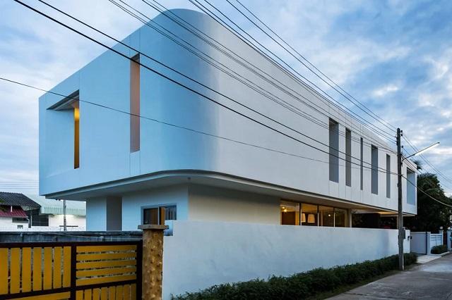 Tailandia: Casa en Chiang Mai - blank studio