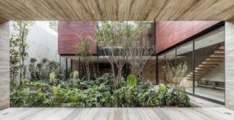 México: Casa Sierra Fría, Ciudad de México - Esrawe Studio