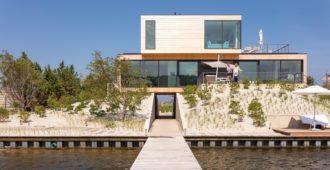 Estados Unidos: Casa en la playa - RAAD Studio