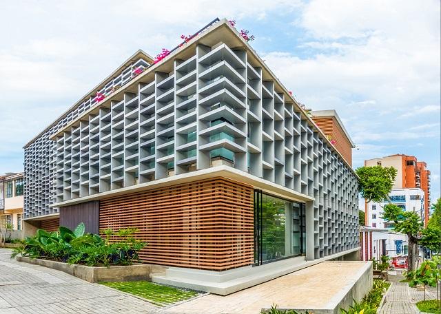 Colombia: Edificio Spectra, Cali - Espacio Colectivo Arquitectos