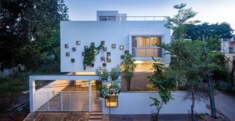 India: Casa Bellary - Gaurav Roy Choudhury Architects