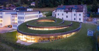 Suiza: Musée Atelier Audemars Piguet - BIG, Bjarke Ingels