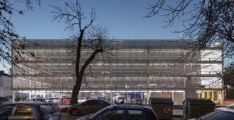 Uruguay: Parking UCU, Montevideo - MAPA