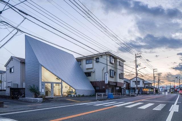 """Japón: """"8.5 House"""" - DOG Architects"""