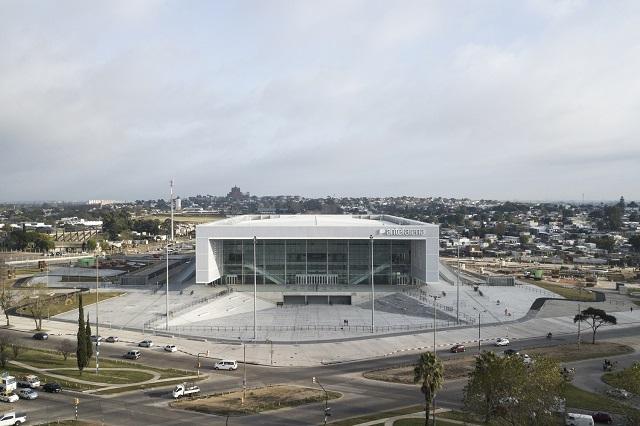 Uruguay: Antel Arena, Montevideo - Bacchetta, Flores, Carámbula