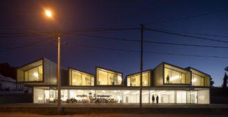 Portugal: 1000m2 prefabricados - SUMMARY