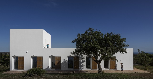 Portugal: Casa en Algarve - tip architects