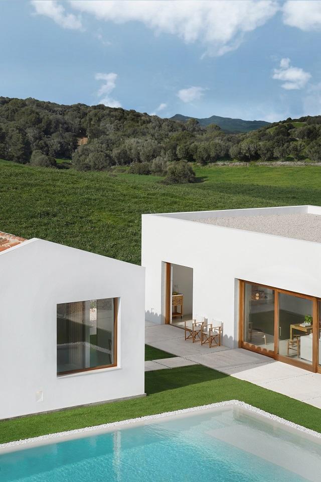 España: Casa E, Menorca - Marina Senabre