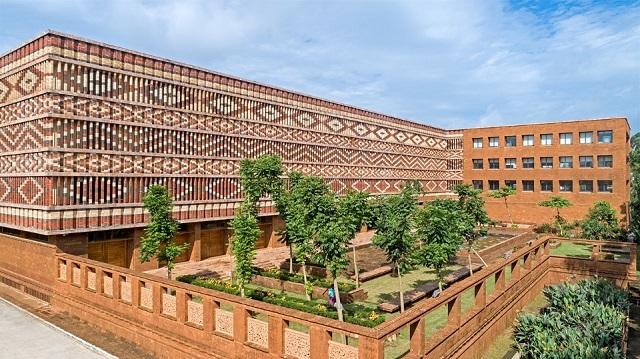 India: Edificio Krushi Bhawan, Bhubaneshwar - Studio Lotus