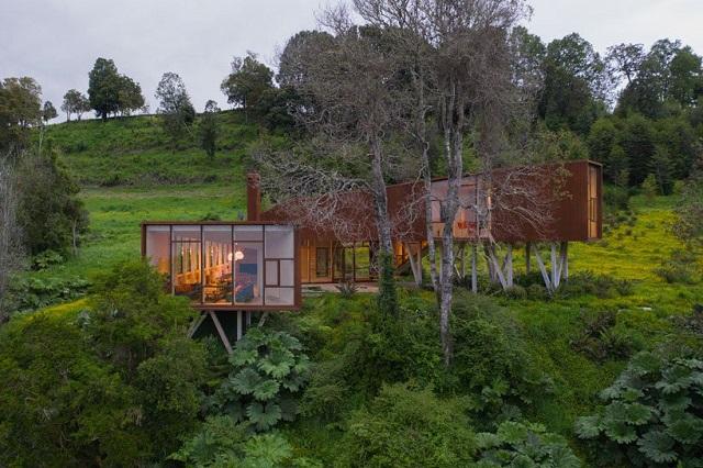 Chile: Apus Kankay - aguilo + pedraza arquitectos