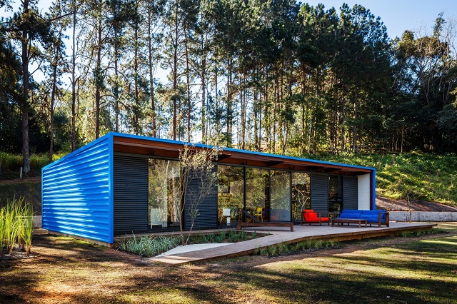 Brasil: Casa OZ - Andrade Morettin Arquitetos Associados
