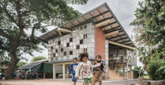 Camboya: Adventurous Global School - Orient Occident Atelier