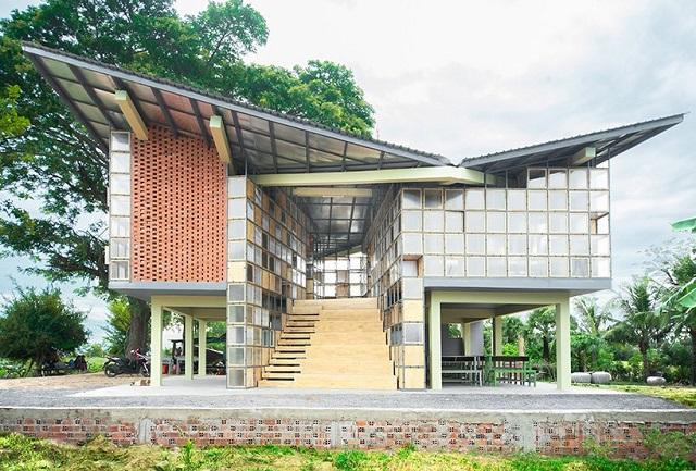 Camboya: Adventurous Global School - Orient Occident Atelier