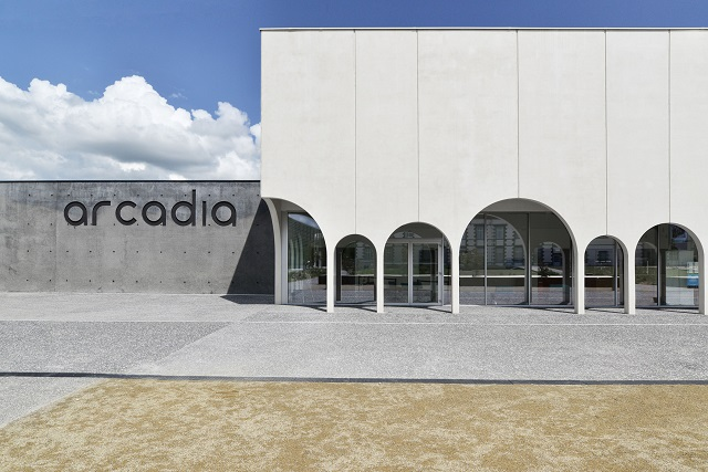 Francia: Cinéma Arcadia - Tracks Architectes
