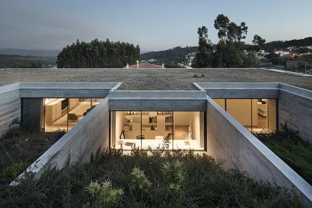 Portugal: Casa en Espinho, Braga – AZO. Sequeira Arquitectos Associados