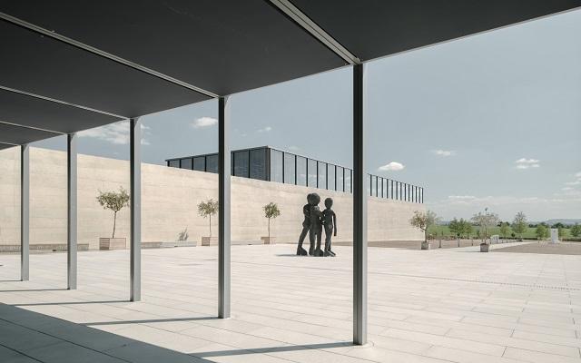 Alemania: Foro Carmen Würth - David Chipperfield Architects