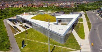 Canadá: Biblioteca Springdale - RDH Architecture