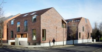 Reino Unido: Rye Apartments, Londres - Tikari Works