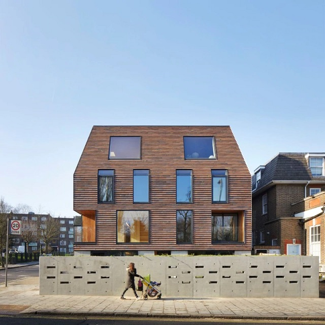Reino Unido: Rye Apartments, Londres - Tikari Works