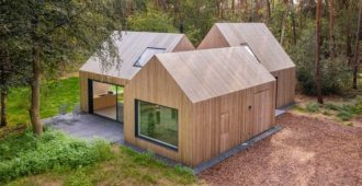 Países Bajos: Villa Tonden - HofmanDujardin