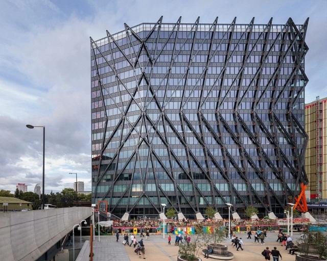 Inglaterra: Brunel Building, Londres - Fletcher Priest Architects