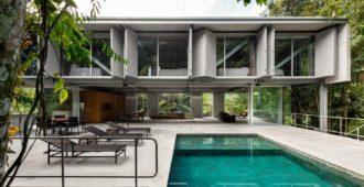 Brasil: Casa Guarujá - Nitsche Arquitetos