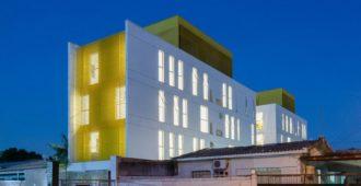 Brasil: Edifício Manga, Manaos - Laurent Troost Architectures