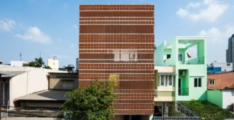 Vietnam: Viviendas en Binh Thanh - Sanuki Daisuke Architects