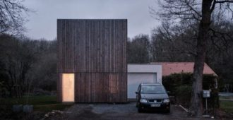 Francia: Casa C&T.B - Atelier MIMA