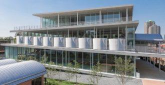 Biblioteca para la Universidad Femenina de Japón, Tokio – Kazuyo Sejima