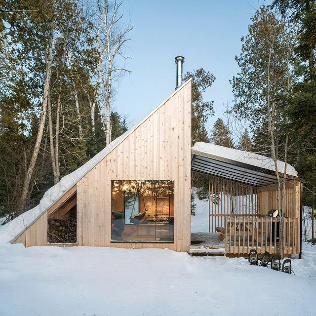Canadá: La Pointe - Meraki Arquitectura + Diseño