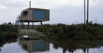 Inglaterra: Vivienda para el artista Marcus Taylor - Lisa Shell Architects