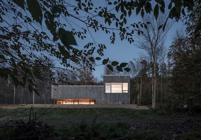 Estados Unidos: Camp O, casa y estudio en los Catskills - Maria Milans Studio