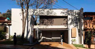 Paraguay: Vivienda VZ - m+ estudio de arquitectura y diseño